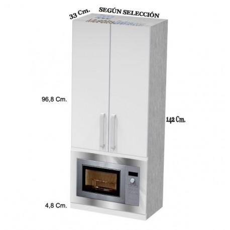 muebles de cocina para Horno/Microondas