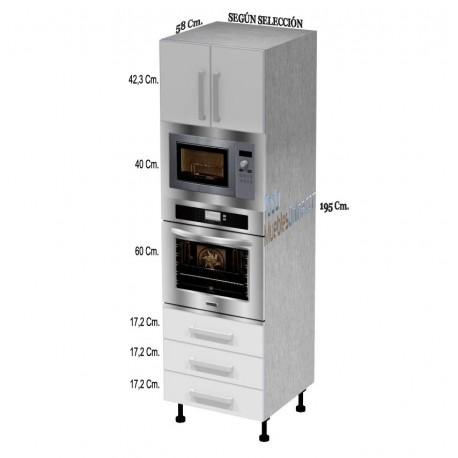 Muebles de cocina para horno microondas for Muebles para microondas ikea