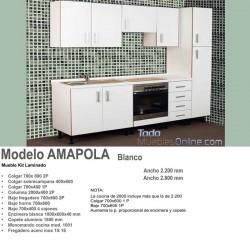 Muebles Cocina Kit Online. Free Herrajes Online Uso Del En Haya With ...