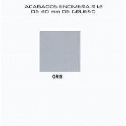 Encimera R12 de 30 mm. / 62 Cm. de FONDO