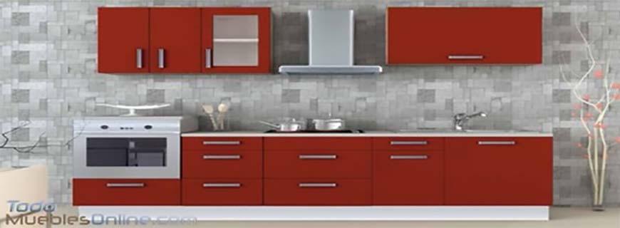 Cocinas completas todo muebles online for Cocinas completas